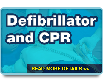 defibrillator first aid training northampton