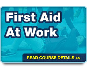 first aid at work training northampton