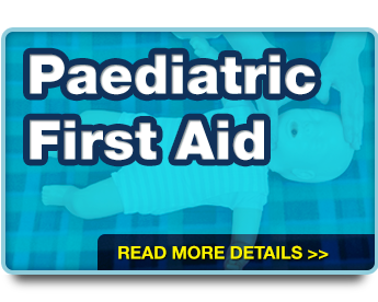 paediatric first aid training northampton
